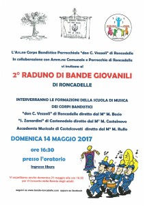 2017 2° raduno giovanili