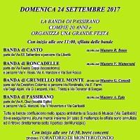 2017 Concerto a Passirano - verdino